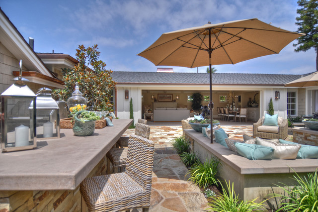 Offset Patio Umbrella Patio Beach with Built in Seating Decorative
