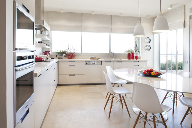Oval Tablecloths Kitchen Modern with Bell Pendant Lights Ceiling