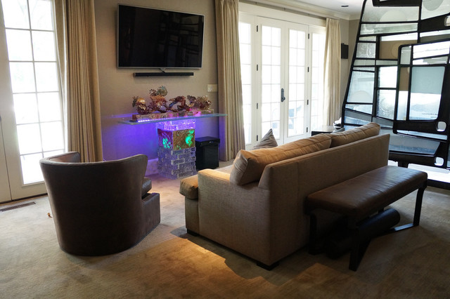 Panasonic Bathroom Fans Living Room Contemporary with Art Glass Blown Glass