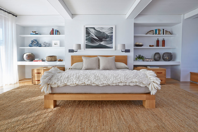 Panasonic Canister Vacuum Bedroom Beach with Beamed Ceiling Built In