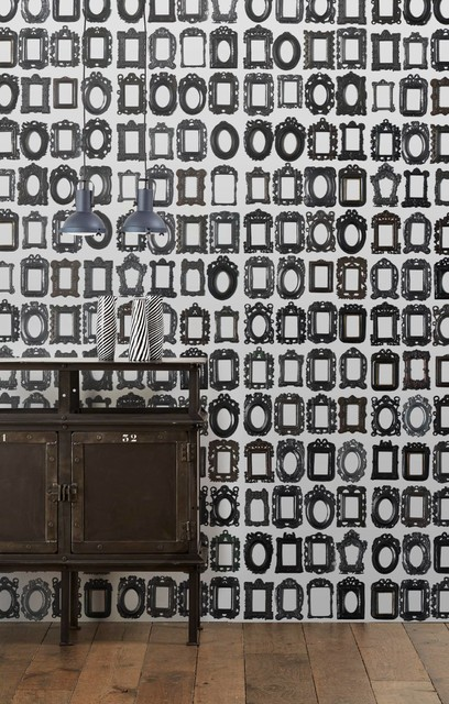 Panasonic Fv 11vhl2 Spaces with Wallcovering Wallpaper