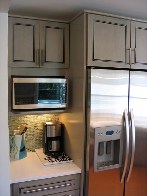 Panasonic Microwave Inverter Kitchen Eclectic with Categorykitchenstyleeclecticlocationunited States