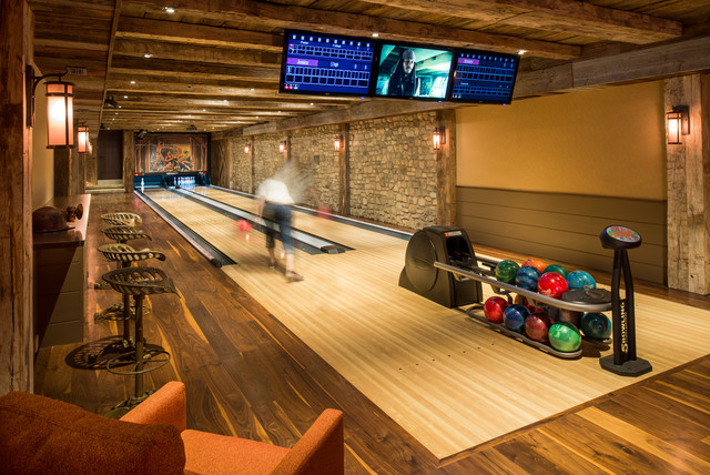 Pasta Bowl Sets Home Theater Rustic with Bowling Alley Home Entertainment