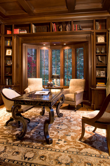 Penlight Home Office Traditional with Anaheim Area Rug Arm