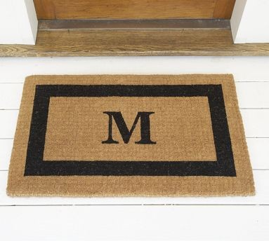 Personalized Doormat Entry Traditional with Doormat Entryway Front Porch
