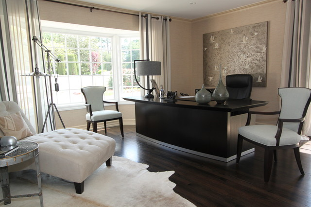 Plummers Home Office Contemporary with Baseboards Chaise Longue Chaise