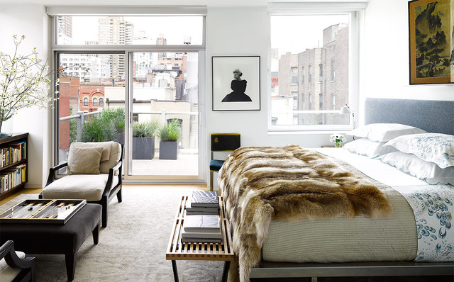 Porthault Bedroom Traditional with Categorybedroomstyletraditionallocationnew York