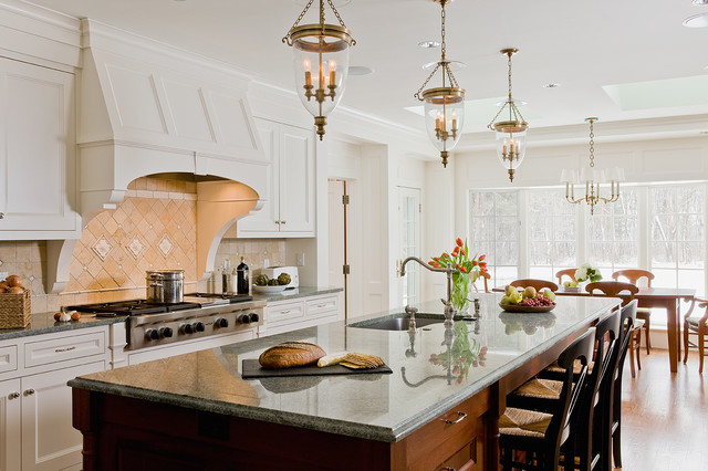 Propane Cooktop Kitchen Traditional with Cooktop Counter Stools Dining