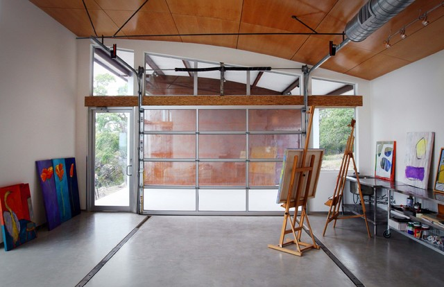Raynor Garage Door Home Office Modern with Architects Architecture Art Artist