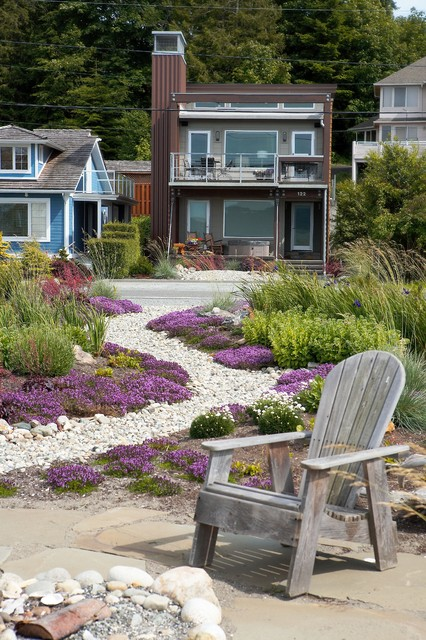 Recycled Plastic Adirondack Chairs Landscape Beach with Adirondack Chair Beach House