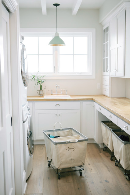 rolling cart with drawers Laundry Room Traditional with bridge faucet laundry laundry