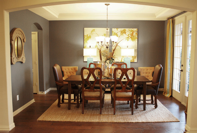 Rugs 8x10 Dining Room Traditional with Area Rug Baseboards Centerpiece
