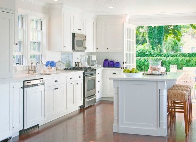 Samsung French Door Refrigerator Reviews Kitchen Traditional with Crown Molding Double Hung