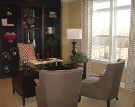 Sauder Desks Home Office Traditional with Bookcase Chair Desk Home