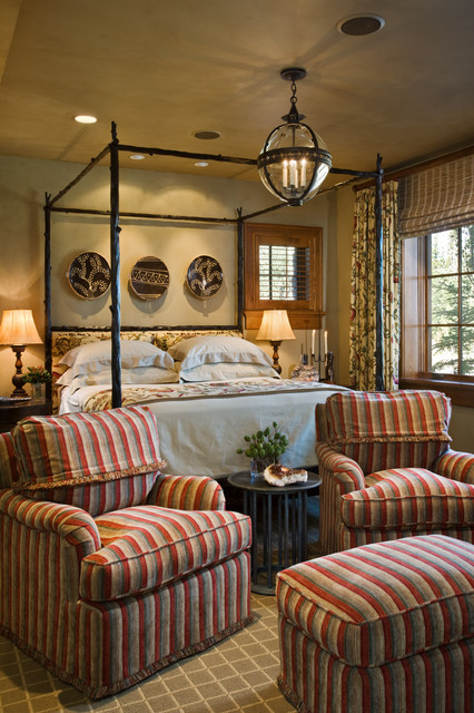 Savoy House Lighting Bedroom Traditional with Anaheim Armchair Bed Bedroom