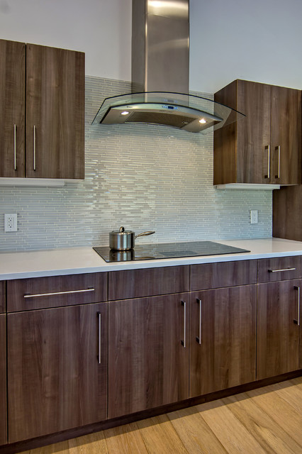 Scanpan Ctx Kitchen Midcentury with Glass Tile Glass Tile2