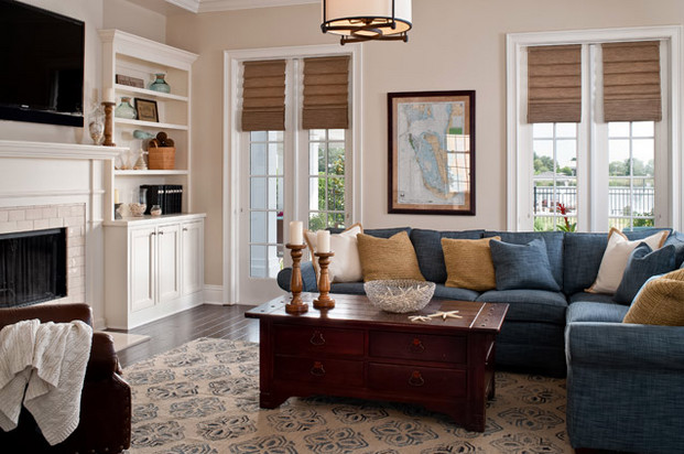 simonton windows Living Room Traditional with accent Accent Pillows beige