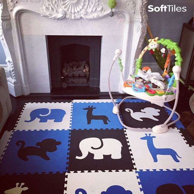 Softtiles Spaces Traditional with Baby Play Mats Foam5