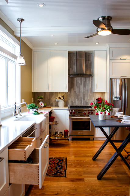 southwestern area rugs Kitchen Traditional with blue folding table ceiling
