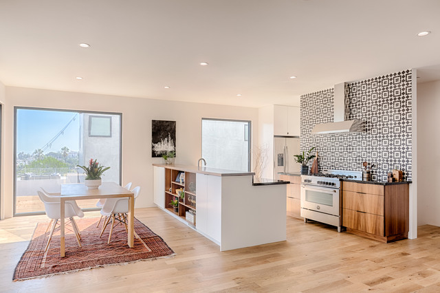 Stainless Steel Thermos Kitchen Contemporary with Categorykitchenstylecontemporarylocationlos Angeles