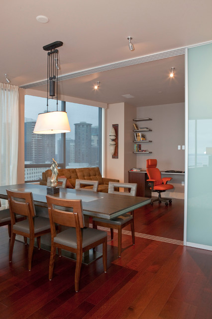 steelcase leap Dining Room Contemporary with Jonathan Browning Leap by