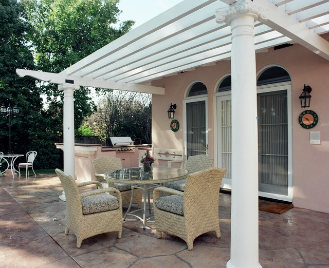 Tabletop Charcoal Grill Patio Traditional with Covered Patio Deck Tiles