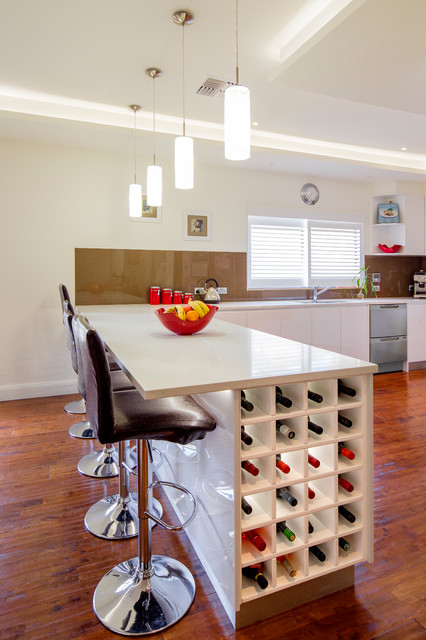 Tabletop Wine Rack Kitchen Contemporary with Blinds Chrome Counter Stools