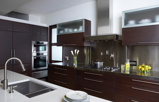 Tamper Resistant Outlet Kitchen Contemporary with Categorykitchenstylecontemporarylocationunited States