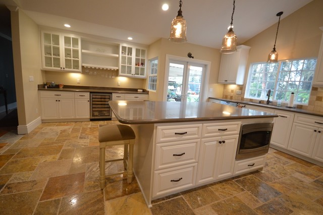 Taper Candle Holders Kitchen Traditional with Kitchen Kitchen Island