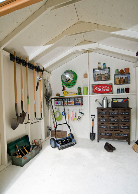 Tool Drawer Organizer Garage and Shed Traditional with Chalkboard Paint Garage Ideas