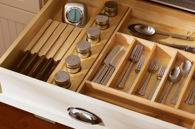 Tool Drawer Organizer Kitchen Traditional with 1950 1950s 1950s 2