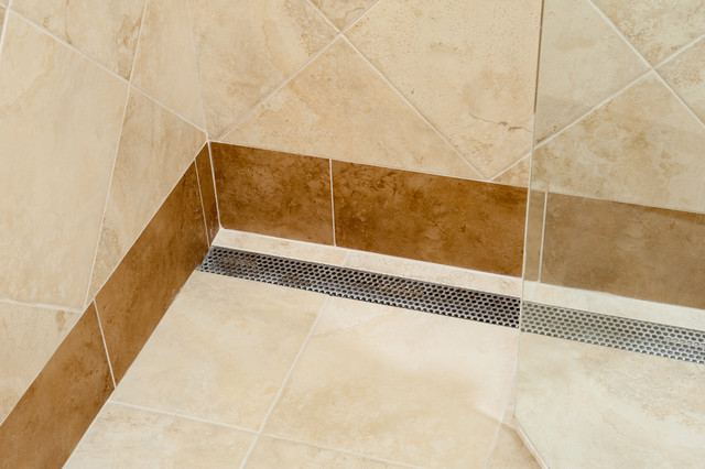 Trench Drains Bathroom Transitional with Categorybathroomstyletransitionallocationsan Francisco