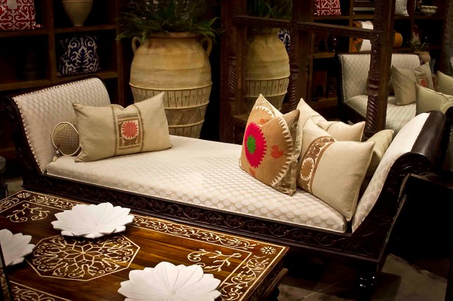 Trixie Pet Products Living Room Mediterranean with African Antique Antiques Arabian