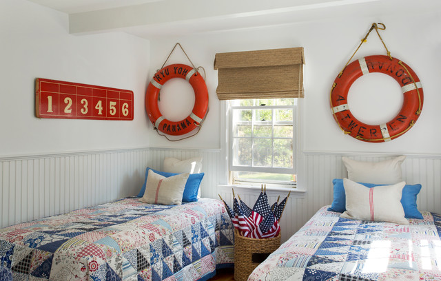 Twin Xl Comforter Bedroom Beach with American Flags Bamboo Shades