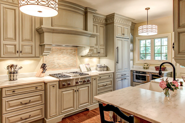 Unfinished Base Cabinets Kitchen Traditional with Cabinet Front Refrigerator Danby Marble