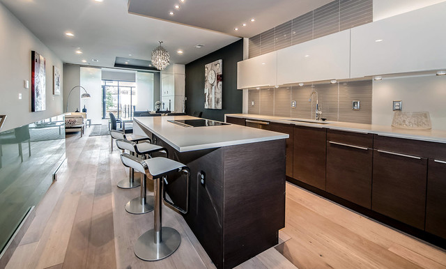 Unfinished Oak Cabinets Kitchen Contemporary with Categorykitchenstylecontemporarylocationdc Metro