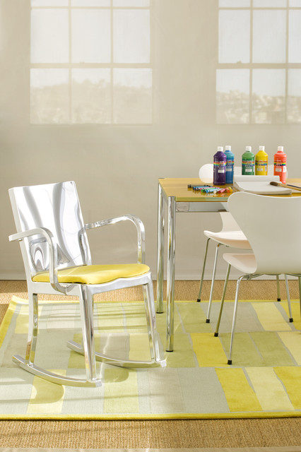 Upholstered Rocker Kids Contemporary with Arkitektura Crafts Area Eat