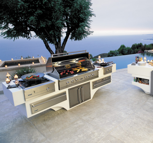 Viking Grills Exterior Modern with Appliance Appliances Home Appliances