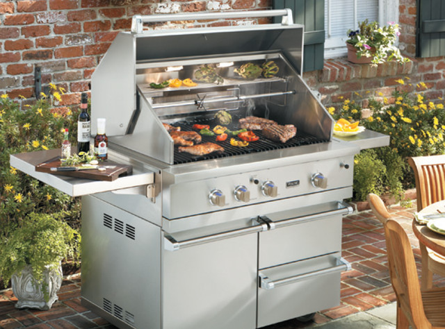 Viking Grills Spaces with Bbq Grills Outdoor Cooking