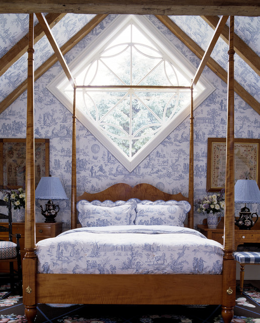 Waring Pro Waffle Maker Bedroom Traditional with Canopy Bed Dark Stained
