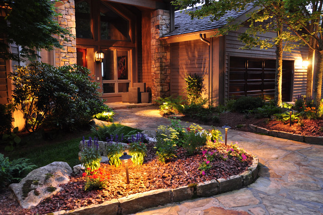 Westinghouse Lighting Landscape Traditional with Entry Outdoor Lighting Path