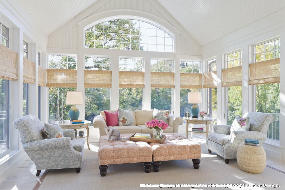 A1 Blinds for Traditional Conservatory