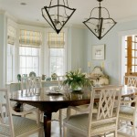 A1 Blinds for Traditional Dining Room