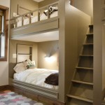 Adult Bunk Beds for Contemporary Kids
