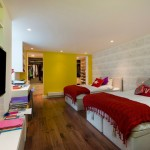 Bedroom Colour Schemes for Contemporary Kids