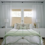 Budget Blinds for Shabby Chic Style Bedroom