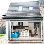 Bungalow Extensions for Contemporary Exterior