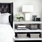 Contemporary Bedside Tables for Contemporary Bedroom