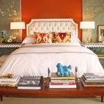 Contemporary Bedside Tables for Eclectic Bedroom