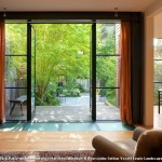 Crittall Windows for Eclectic Living Room